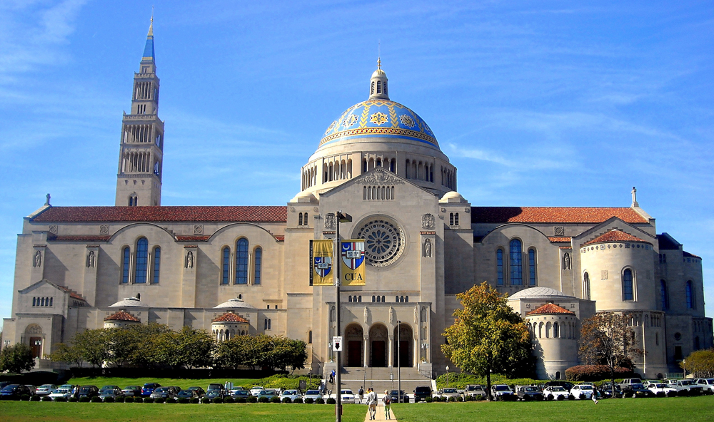 Shrine of the Immaculate Conception Washington DC