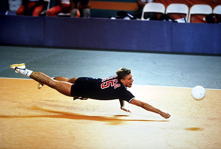 hungarian olympic triumph 1984 los angeles