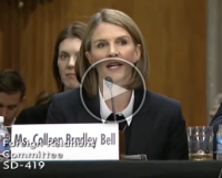 [Watch] the Senate confirmation hearing of Ambassador-designate Colleen Bradley Bell