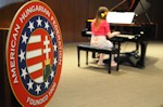 "Xitlalli Dawson performed ""Le Cygne"" (The Swan) - the 13th and penultimate movement of The Carnival of the Animals by Camille Saint-Saëns: The American Hungarian Federation Commemorates Hungarian National Day and the 1848 Hungarian Revolution"