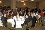 The Hungarian American Cultural Association (HACA) of Houston and AHF commemorate 1956 a the Hyatt Regency