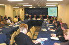 Enduring Strains of Communism in Central and Eastern Europe: A distinguished panel of experts convened by Hudson's Center for European Studies offered their perspectives.