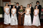 Ball Chair Erika Fedor with 2007 Debutantes
