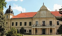 Trebišov (known as Tőketerebes in Hungarian) was home to the Andrássy family's residence.