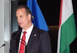 "Congressman Diaz-Balart called Hungarians a ""great people"" for standing up to the evils of communism and expressed how the Cuban people and others worldwide are still suffering and waiting for freedom."