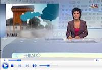 DunaTV report on Szelmenc 2010