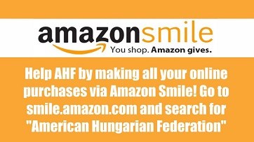 Help AHF by purchasing all your products using the Amazon Smile! You pay nothing more and AHF earns a small percentage!