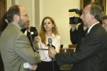 Hungarian Media interviews Ambassador Kocak