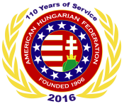 New York area AHF Members celebrate the 110th Anniversary of the American Hungarian Federation.