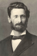 "Joseph Pulitzer - Publisher, Civil War Volunteer, Father of the ""Pulitzer Prize"": Responsible for building of the Statue of Liberty"