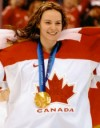 Hockey Goalkeeping Phenom, Shannon Szabados, repeats amazing performance for 2nd Gold Medal for Canada, stunning rivals the United States