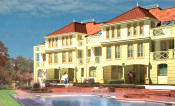 The Resort is being built around the thermal springs that have made the area famous since Roman times, and will be in the heart of the ancient wine-making and tourist region of Balaton.
