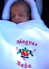 Magyar Marketing: Magyar Baba Blanket