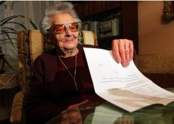 "The Case of Ilonka Tamas. The latest outrage from Slovakia: a 99-year old teacher loses citizenship and becomes ""person without registered address."" AHF issues a follow up statement to the Helskinki Commission."