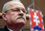 Ivan Gasparovic, President of Slovakia and a former prosecutor under the communist regime, resorted to this shameful practice when he labeled Janos Esterhazy a follower of Hitler and fascism and opposed the unveiling of a sculpture in Esterhazy's memory in Kassa (Kosice)