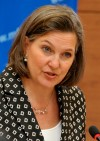 "AHF submits letter to US Asst. Secretary of State Victoria Nuland: ""The appearance of selective enforcement and the use of anti-corruption measuresas a ""big gun"" for political purposes that are unrelated to corruption, coupled with the other issues noted in this letter merely befuddle and alienate the Hungarian people and undermine U.S. goals."""