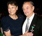 With his wife Ágnes Sylvester, Mr. Fülöp has long been a leader of the Minnesota Hungarians.