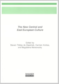 "The New Central and East European Culture is a collection of selected papers presented at an international conference, ""The Cultures of Post-1989 Central and East Europe"" organized by the editors in 2003"