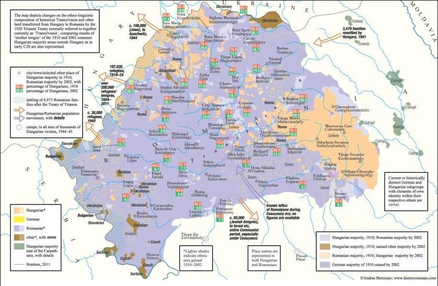 transylvania today diversity at risk