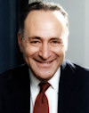 "In order to entice Russia to join the economic sanctions against Iran, Sen. Schumer proposes that the United States dismantle the anti-missile system in Central Europe as it ""mocks Mr. Putin's dream of eventually restoring Russian hegemony over Eastern Europe."" He also proposes to recognize Russia's ""traditional role"" in the Caspian region, and ""make Russia whole if it joins in our Iranian boycott."""