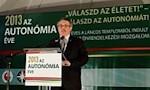 EMNP: Autonómia nélkül nem lesz társadalmi béke