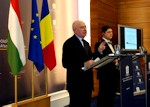 Janos Martonyi: Romania not seen as 'enemy' by any Hungarian political force