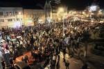 Tízezrek tüntettek a székely autonómiáért Marosvásárhelyen