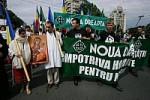 A magyar irredentizmus ellen fog tüntetni Aradon a román Új Jobboldal