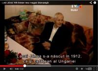 Latzi János Bácsi - 100 évesen lesz ismét magyar állampolgár